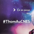 #ThomAuCNES